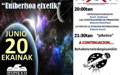 ASTRONOMIA TXARLA